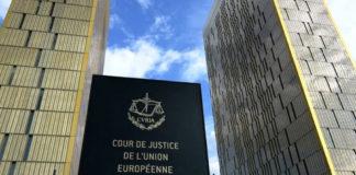 corte di giustizia europea flaica lazio