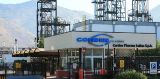 Corden Pharma - Flaica Lazio